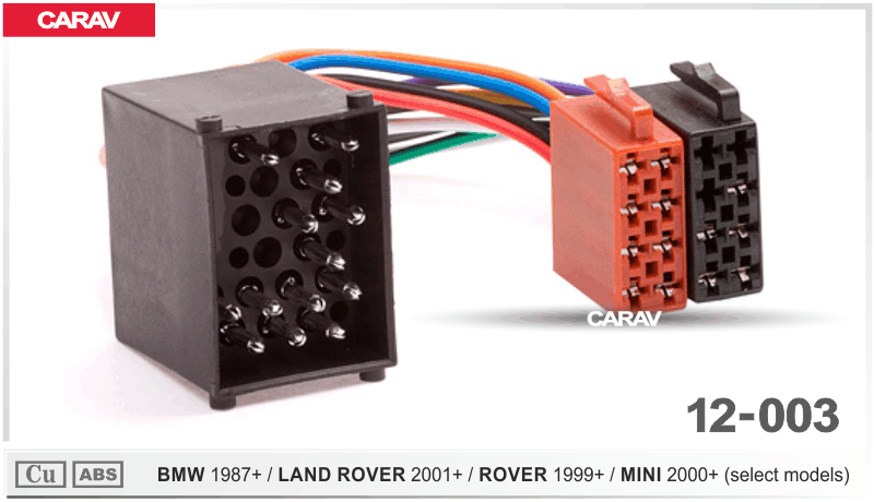 CARAV 12-003